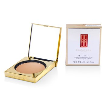 Elizabeth Arden Flawless Finish Ultra Smooth  Polvos Prensados- # 04 Deep  8.5g/0.3oz