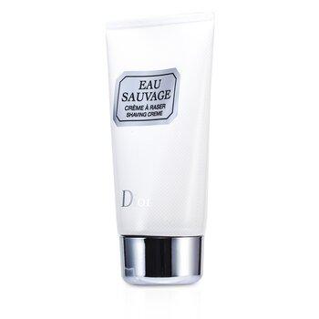 Christian Dior Eau Sauvage Crema Espuma Afeitado  150ml/5.3oz