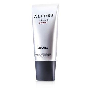 Chanel Allure Homme Sport Hidratante Para Después de Afeitar  100ml/3.4oz
