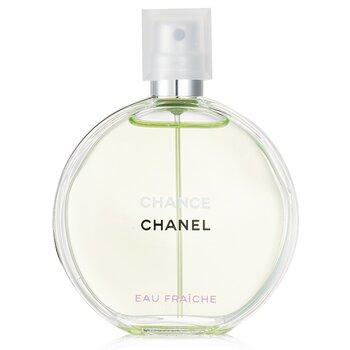 Chanel Chance Eau Fraiche Eau De Toilette Semprot  50ml/1.7oz