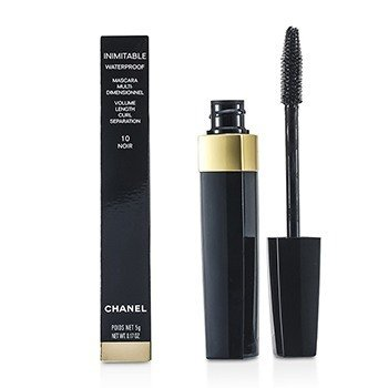 Chanel Inimitable Máscara A Prueba de Agua Multi Dimensional - # 10 Noir  5g/0.17oz