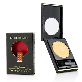 Elizabeth Arden Color Intrigue ظلال عيون - # 03 ذهبي  2.15g/0.07oz