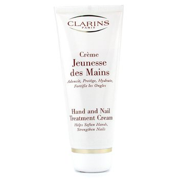 Clarins Hand & Nail Treatment Cream (Unboxed)  100ml/3.4oz