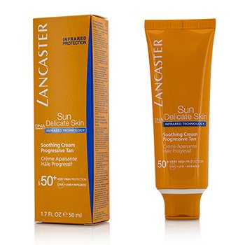 Lancaster Emulsja ochronna do twarzy Sun Ultra Protection Tan Control SPF 50  50ml/1.7oz