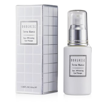 Borghese Terme Bianco Spa-Whitening Eye Masque  40ml/1.36oz