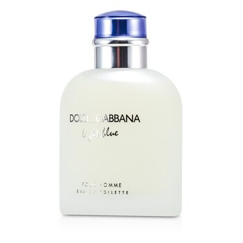 Dolce & Gabbana Homme Light Blue Eau De Toilette Spray  125ml/4.2oz