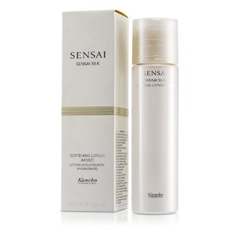 Kanebo Sensai Silk Loción Suavizante  - Moist  125ml/4.2oz