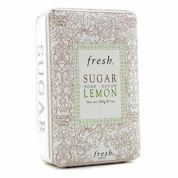 Fresh Sugar Lemon Såpe  200g/7oz