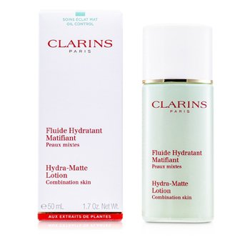 Clarins Hydra-Matte Lotion (For Combination Skin)  50ml/1.7oz