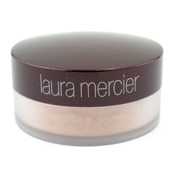 Laura Mercier Bedak Mineral Powder SPF 15 - Real Sand ( Warm Beige Ivory untuk Nada Kulit Putih ke Terang )  9.6g/0.34oz