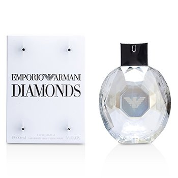 Giorgio Armani Diamonds Eau De Parfum Spray  100ml/3.4oz