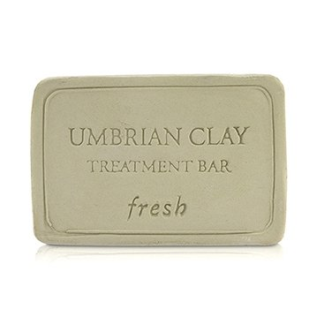 Fresh Umbrian Clay Face Treatment Bar  225g