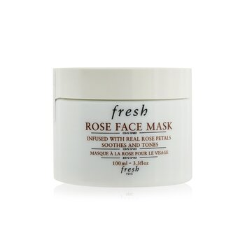 Fresh Rose näomask  100ml/3.5oz