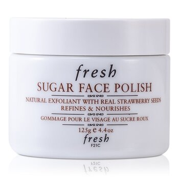 Fresh Sugar Face Polish  125ml/4.2oz