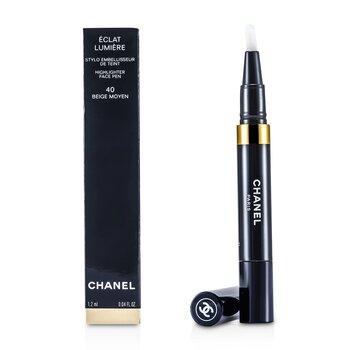 Chanel Eclat Lumiere Baton Corector Pentru Luminozitate - # 40 Bej Mediu  1.2ml/0.04oz