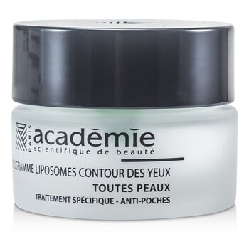 Academie Hypo-Sensible Eye Contour Gel (Puffiness)  15ml/0.5oz