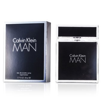 Calvin Klein Man Eau De Toilette Spray  50ml/1.7oz