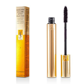 Yves Saint Laurent Mascara Volume Effet Faux Cils (M�scara Lujosa) - # 05 Burgundy  7.5ml/0.25oz