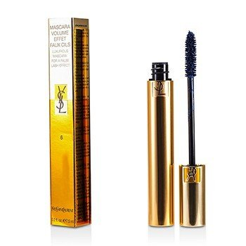 Yves Saint Laurent Mascara Volume Effet Faux Cils (Luxurious Mascara) - # 06 Deep Night  7.5ml/0.25oz