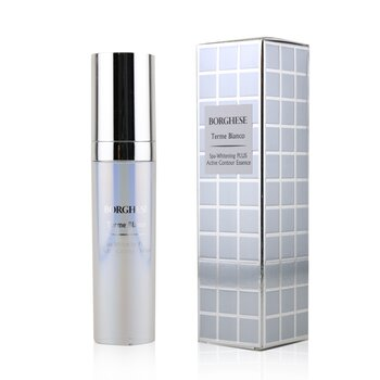 Borghese Terme Bianco Spa-Whitening Plus Active Contour Essence  30ml/1oz
