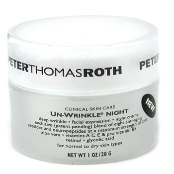 Peter Thomas Roth Un-Wrinkle Creme noturno  28g/1oz