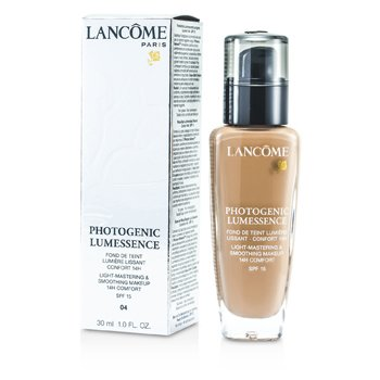 Lancome Photogenic Lumessence Light Mastering Smoothing Makeup SPF15 - # 04 Beige Nature  30ml/1oz