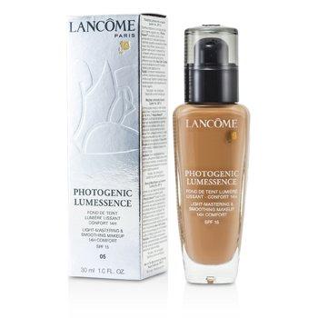 Lancome کرم آرایشی روشن کننده و ترمیم کننده Photogenic Lumessence با SPF15 - شماره 05 بژ فندقی  30ml/1oz