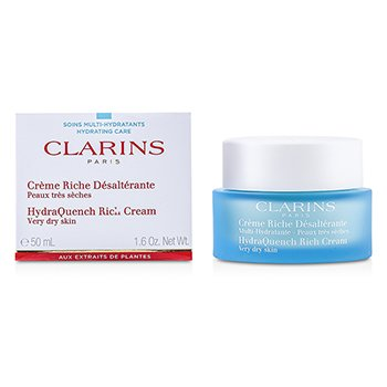 Clarins HydraQuench Rich Cream (Very Dry Skin)  50ml/1.7oz