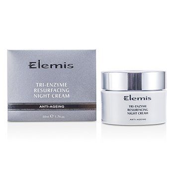 Elemis Tri-Enzyme Resurfacing Night Cream  50ml/1.7oz