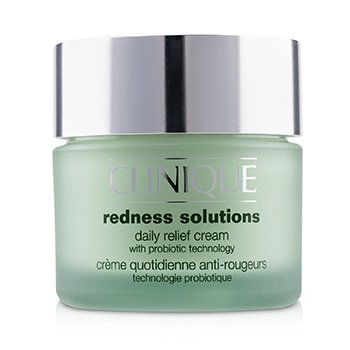 Clinique Redness Solutions Krim Peringan Harian  50ml/1.7oz