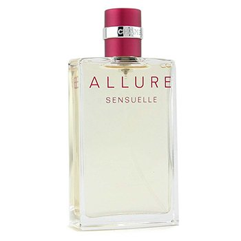 Chanel Allure Sensuelle Eau De Toilette Semprot  50ml/1.7oz