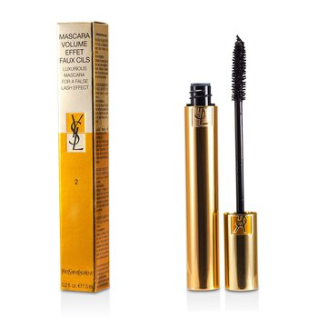 Yves Saint Laurent Mascara Volume Effet Faux Cils (Luxurious Mascara) - # 02 Rich Brown  7.5ml/0.25oz