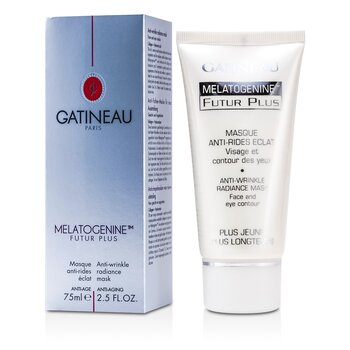 Gatineau Máscara facial Antiidade Melatogenine Futur Plus Radiance   75ml/2.5oz