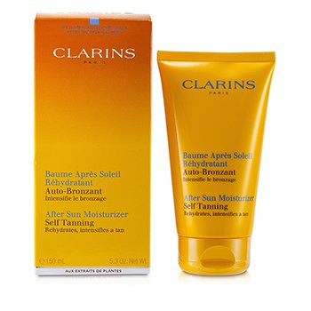 Clarins After Sun Moisturizer Self Tanning  150ml/5.3oz