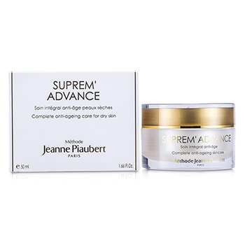 Methode Jeanne Piaubert Suprem' Advance - Complete Anti-Ageing Care For Dry Skin  50ml/1.66oz