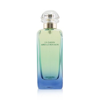 Hermes Un Jardin Apres La Mousson Agua de Colonia Vaporizador Natural  100ml/3.4oz