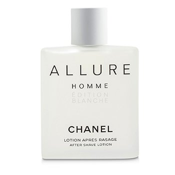 Chanel Allure Homme Edition Blanche Loción Para Después de Afeitar  100ml/3.4oz
