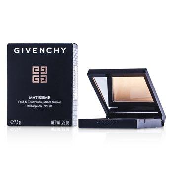 Givenchy Matujący podkład w kompakcie Matissime Absolute Matte Finish Powder Foundation SPF 20 - #14 Mat Pearl  7.5g/0.26oz