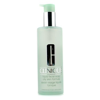 Clinique Liquid Facial Soap Oily Skin ( Edici�n Limitada )  400ml/13oz