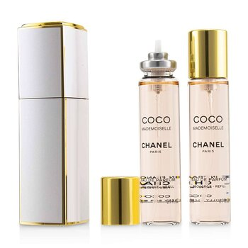 Chanel Coco Mademoiselle Парфюмированная Вода Спрей  3x20ml/0.7oz