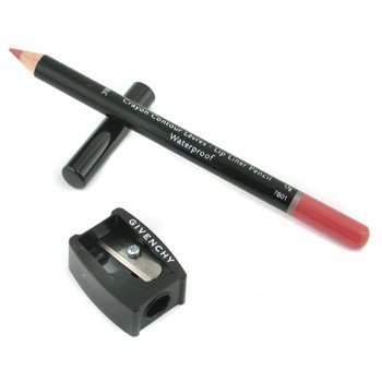 Givenchy Lip Liner Pencil Waterproof (With Sharpener) - # 2 Lip Litchi  1.1g/0.03oz