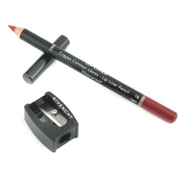 Givenchy Lip Liner Pencil Waterproof (With Sharpener) - # 8 Lip Coffee  1.1g/0.03oz