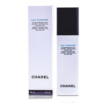 Chanel Precision Lait Confort Creamy Leche Limpiadora Rostro y Ojos  150ml/5oz