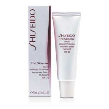 Shiseido The Skincare Tinted Moisture Protection SPF 20 - #1 Light  50ml/1.7oz