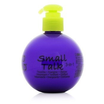 Tigi Bed Head Small Talk - 3 v 1 objemový energizér & styling  200ml/8oz