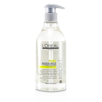 L'Oreal Professionnel Expert Serie - Pure Resource Purifying Shampoo  500ml/16.9oz