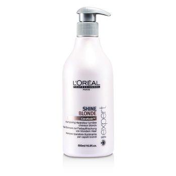 L'Oreal Professionnel Expert Serie - Shine Blonde Shampoo  500ml/16.9oz