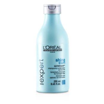 L'Oreal شامپو براق کننده موهای فر Professionnel Expert  250ml/8.45oz