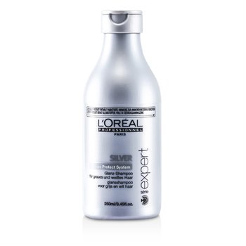 L'Oreal Shampoo Professionnel Expert Serie - Silver  250ml/8.4oz