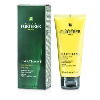 Rene Furterer Carthame Gentle Hydro-Nutritive Mask (Dry Hair)  100ml/3.4oz